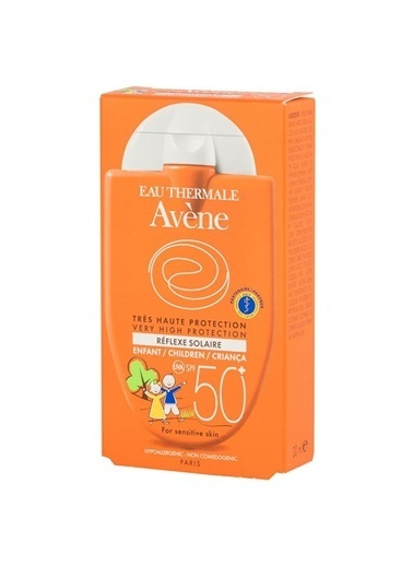 Avene AVENE Reflexe Solaire ENFANT SPF50+ Cream 30 ml - Çocuklar için Güneş Kremi Renksiz